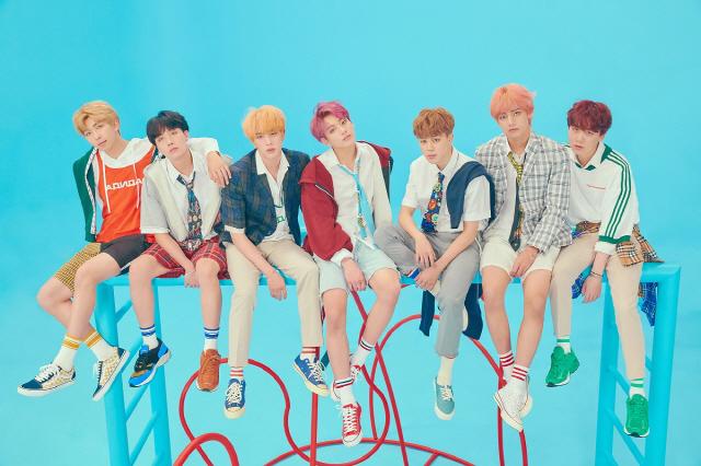 [공식] 방탄소년단, 4월 12일 'MAP OF THE SOUL : PERSONA' 앨범으로 컴백 확정