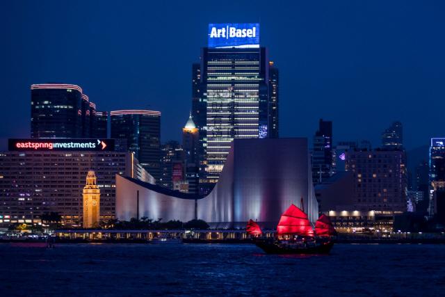 작품값만 수조원...3월 홍콩은 '미술천국'