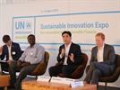 KT 미세먼지 저감 '에어맵코리아', UN 환경총회 참석