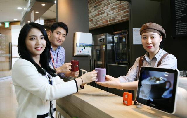삼성디스플레이 '플라스틱·일회용품 Zero' 캠페인 성과