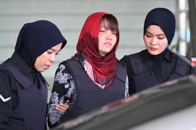 말레이 '김정남 살해' 베트남 여성은 석방 불허