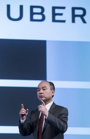 소프트뱅크·토요타, 우버 자율주행차에 1조 투자