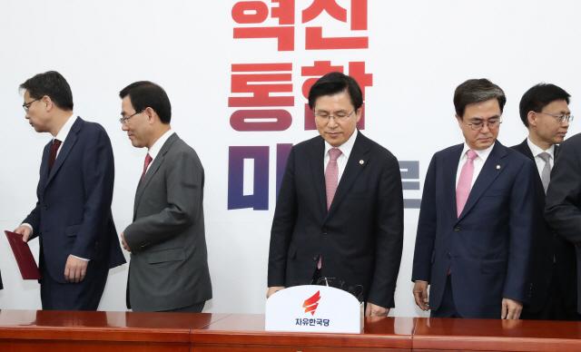 청문회 칼가는 한국당...타깃은 박영선·김연철