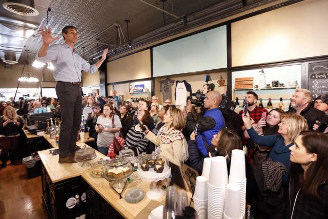 美민주 '다크호스' 오루어크, 2020 대선 경선 출마 선언