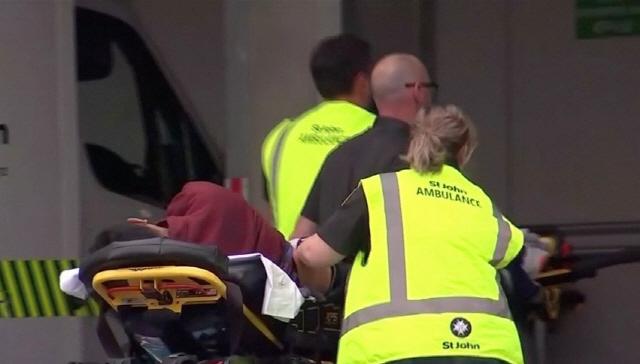 뉴질랜드 총기난사 범인, 페이스북 라이브로 생중계해 충격