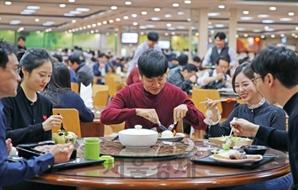 [토요워치] 정오의 예찬곡…점심시간 1시간은 하루의 '중심'이다