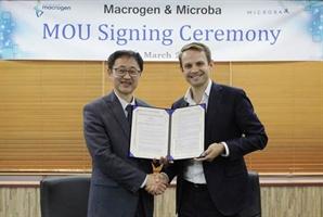 마크로젠, 호주 마이크로바이옴 기업과 MOU 체결