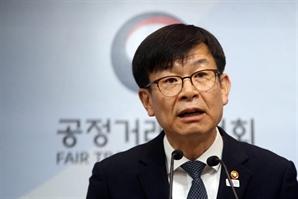 """김상조 """"3년 전과 상황 달라""""…LGU+·CJ헬로 합병 파란불"""
