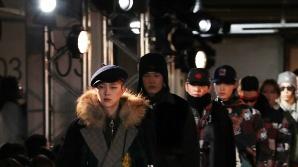 권현빈, 비욘드 클로젯 런웨이 (서울패션위크)