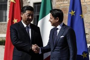이탈리아, 중국과 '일대일로' 양해각서 서명…G7 최초