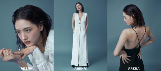 '초면에 사랑합니다' 김재경, 다채로운 매력이 느껴지는 화보 공개