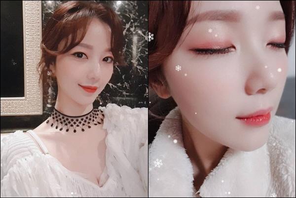 김규선, 이렇게 예쁜 섹시美라니…'상류사회' 박해일이 넘어갈만 해