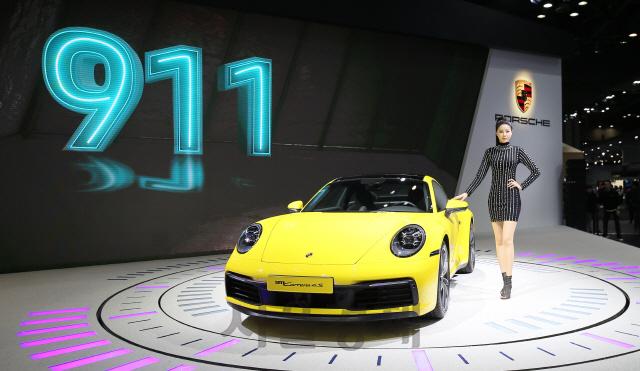 포르쉐 8세대 911 공개