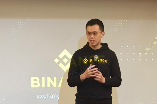"""창펑쟈오 바이낸스 CEO """"BNB 가격, 런치패드·덱스 등 좋은 서비스 덕에 상승"""""""
