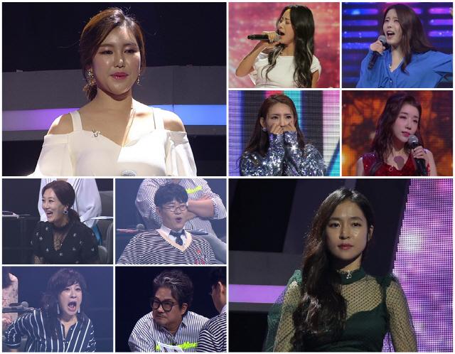 '미스트롯' 비주류의 역공, 종편 예능 사상 최고 시청률