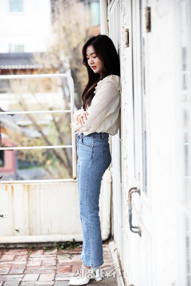 김혜준, 성숙한 분위기 여신 (인터뷰 포토)