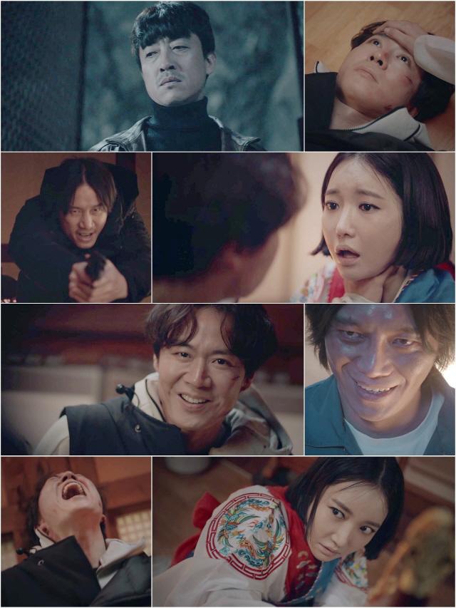 '빙의' 송새벽-고준희, 현실-영혼 세계..안팎으로 조여 오는 위기