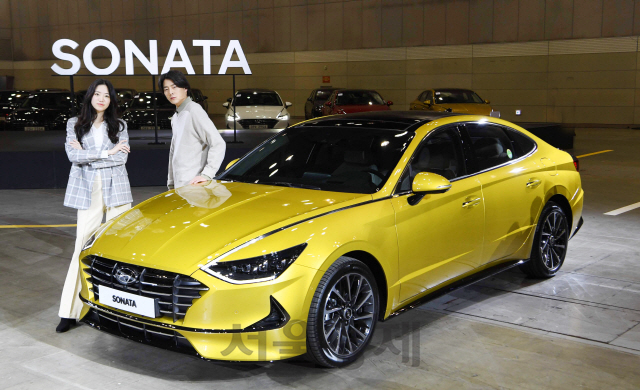 현대·기아차, 중국형 쏘나타·K3 신차로 대륙 사로잡는다 [2019 상하이모터쇼]