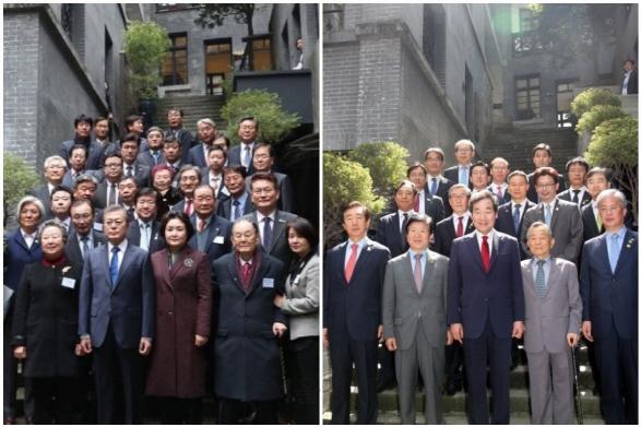 [뒷북정치]임정수립 100주년…대통령의 메시지, 총리의 메시지