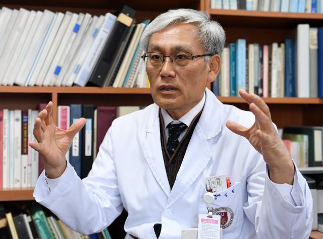 [서경이 만난 사람]김린 고대의대KU-Magic연구원장 '의사도 진료·개업 치중말고 기술 개발·창업 나서야'