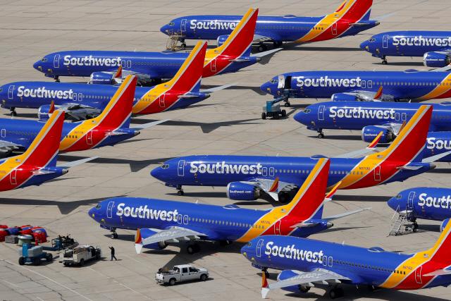 보잉 중단 사태 지속…美항공사, 여름 성수기까지 연장