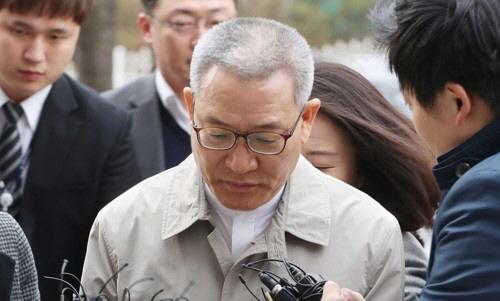 '김성태 의원 딸 부정채용' 서유열 전 KT 사장 구속기소
