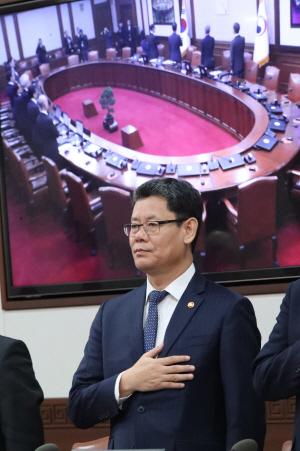 주한 美 대사 만나 '굳건한 한미동맹' 강조한 김연철