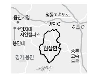 [단독] 기획부동산 표적된 '용인 반도체부지'