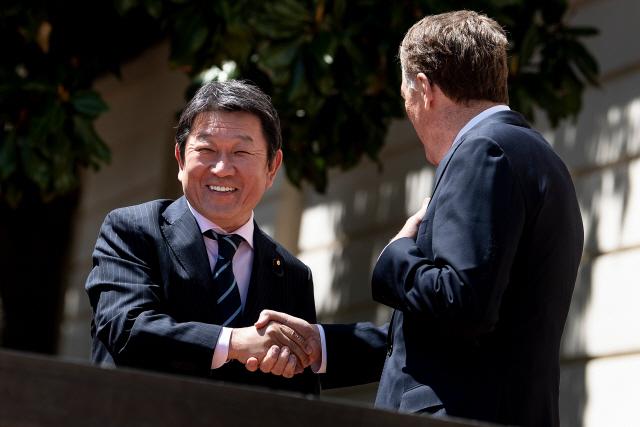 미·일 새 무역협상 1차 회담 종료…물품관세 협상 개시