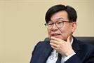 """김상조 """"2년간 대기업 지배구조 큰 변화…집중투표제 법에 담지 않아도 돼"""""""