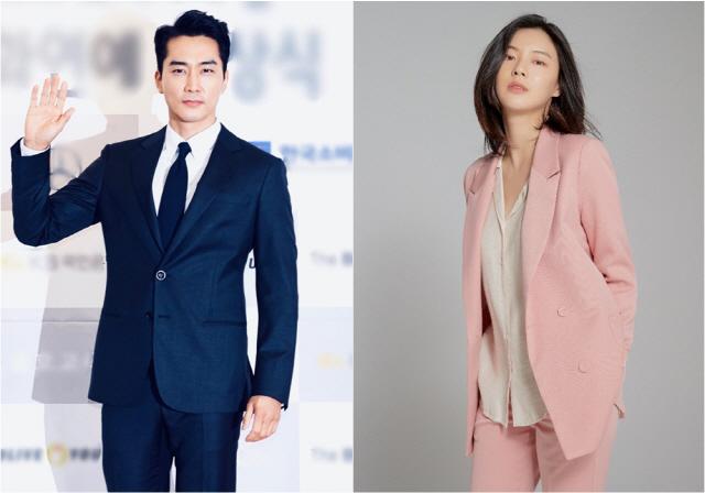 [공식] 송승헌-이선빈,  tvN '위대한 쇼' 주연 캐스팅 확정