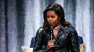 """미셸 오바마, """"트럼프는 이혼한 아빠"""" 비유에 여론 뭇매"""