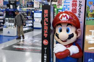 中 텐센트 손잡은 닌텐도, '스위치' 출시…中 게임시장 공략
