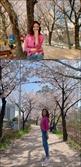 장예원 벚꽃보다 예쁜 미소…심쿵하게 마드는 활짝 핀 웃음, 섹시함까지
