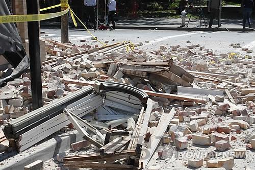 美 캘리포니아, 최근 10년간 지진 180만번 발생해