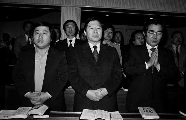 김대중 전 대통령 장남 김홍일 전 의원 별세..정치권 일제히 애도