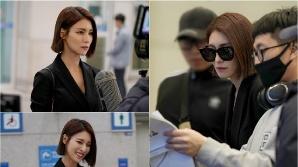 김정화 '자백' 무기 로비스트로 첫 등장, 독일어 대사까지 완벽소화