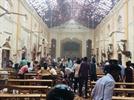 부활절 스리랑카 교회서 잇따른 폭발로 최소 42명 사망