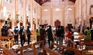 """정부 """"스리랑카 폭력행위 규탄...깊은 애도와 위로"""""""