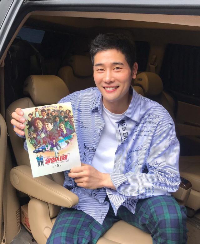 """'열혈사제' 지찬, """"가슴속 깊이 기억될 작품"""" 종영소감"""