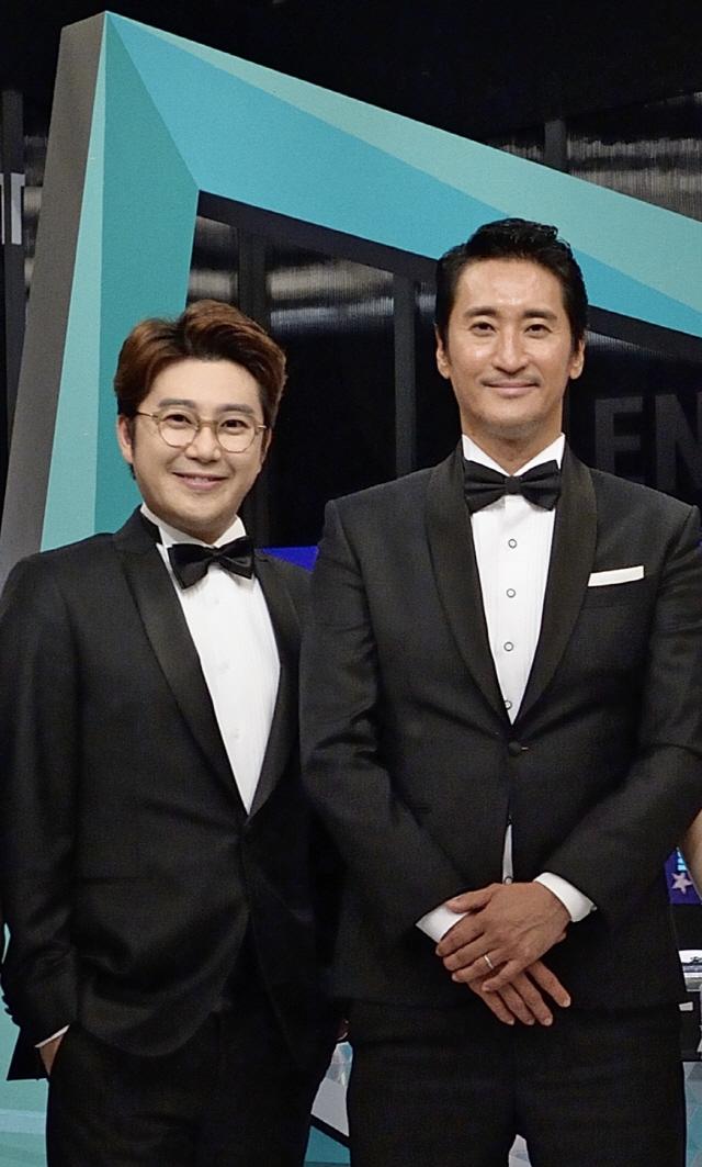 [공식] '연예가중계' 안방 리포터 김태진, HJ필름과 전속계약 체결