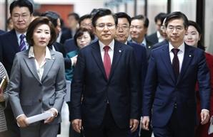 일본 민주당의 '3년 천하' 꺼내든 한국당