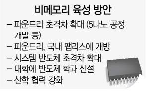 """[단독]""""파운드리팹 LG에 개방""""…삼성의 통큰결단"""