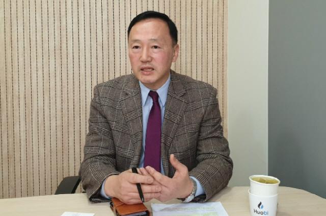 후오비 코리아 대표 '다날의 페이프로토콜 같은 국내 우수 프로젝트 찾는다'