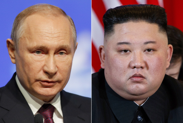 """크렘린 """"김정은·푸틴 25일 블라디보스토크 정상회담"""" 공식 발표"""