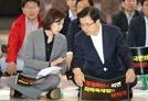 """나경원 """"김관영, 민주당 갈 수도 있다고 밝혀"""" 폭탄발언"""