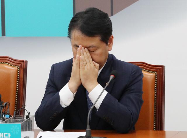 """나경원 """"김관영이 민주당 갈 수도 있다고 말했다"""" 폭탄발언"""