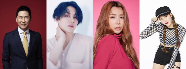 뮤지션들의 리얼 로맨스 tvN '작업실' 신동엽·김희철·제아·주이 출연 확정