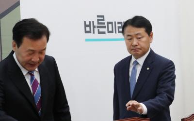 바른미래, '패스트트랙 반대' 오신환 사보임할 듯