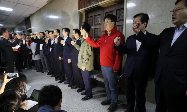 폭행·감금·극한대치...국민을 욕보인 국회